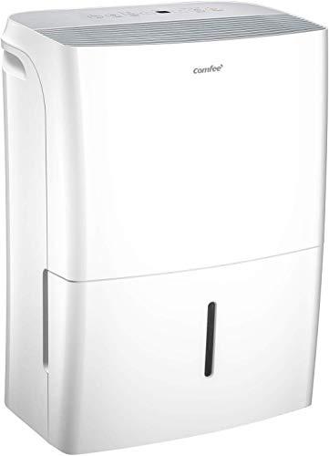 Comfee Luftentfeuchter, 20L/24h, Raumgröße ca.100m³(40m²), MDDF-20DEN7-WF, APP-fähig*
