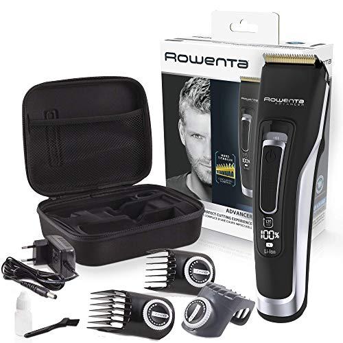 Rowenta Advancer Haarschneider mit Edelstahlklingen mit Titanbeschichtung