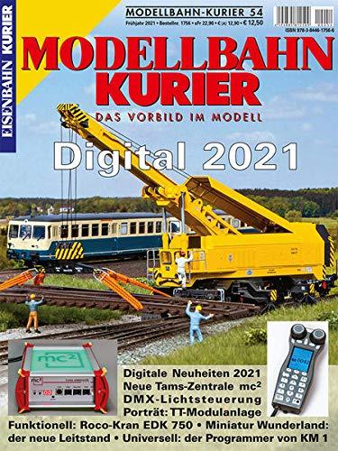Digital 2021 (Modellbahn-Kurier)