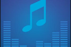 Ein fehlendes Album-Cover bei einem Blackberry-10-Smartphone (Bildrechte: FRAGDENSTEIN.DE/ Stein