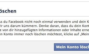 Man kann sein Facebook-Konto löschen - endgültig. Man muss nur wissen, wie's geht. (Bildrechte: FRAGDENSTEIN.DE/ Stein)
