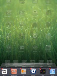 Wer eine iPhone-App beenden will, muss zwei Mal den Home-Knopf drücken. (Bildrechte: FRAGDENSTEIN.DE/ Stein)