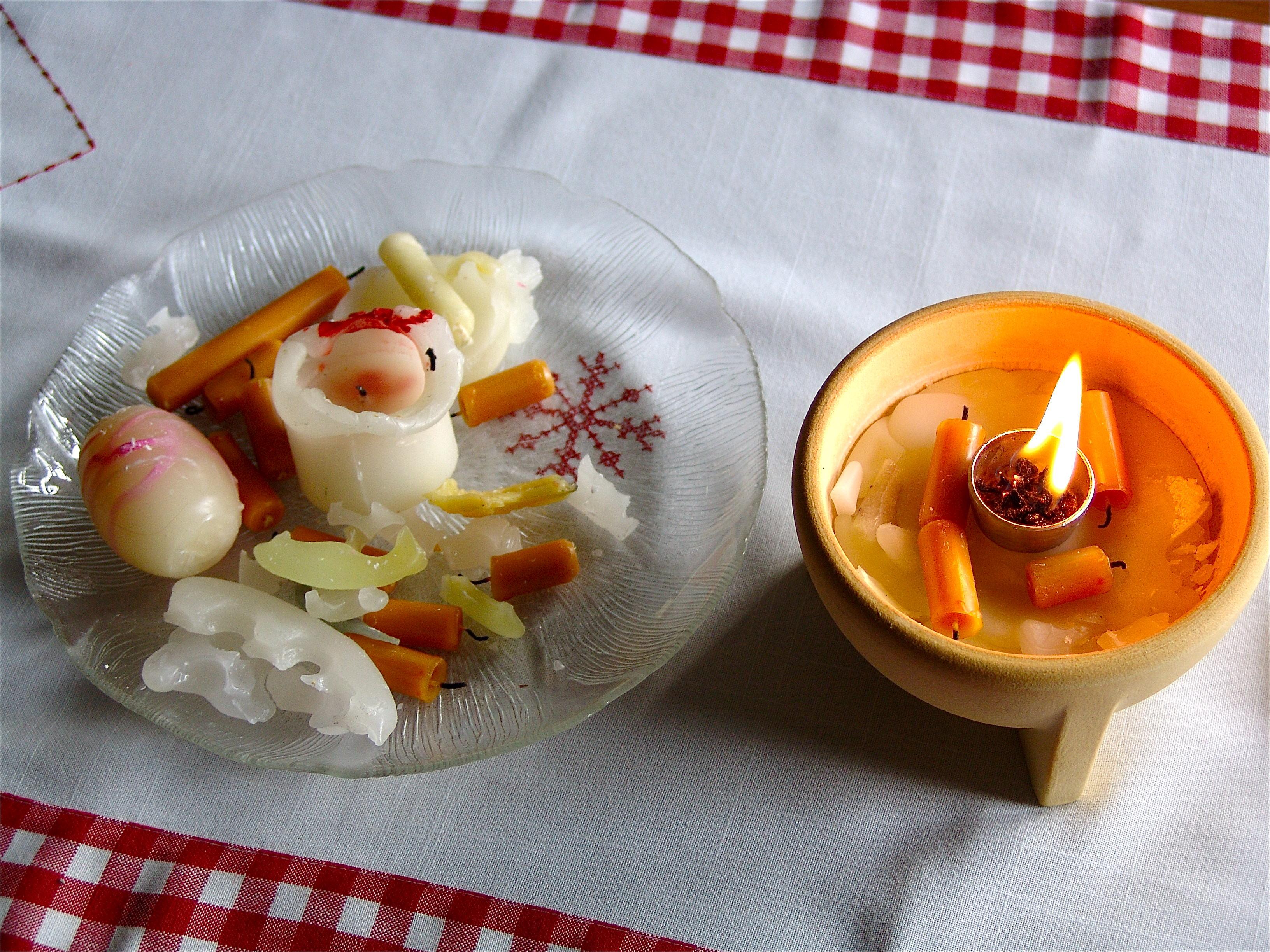 Famous Kerzenreste verwerten: Was ist ein Schmelzfeuer? » FRAGDENSTEIN.DE RN44