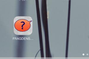 Mit wenigen Schritten lässt sich jede Webseite als Icon speichern. (Bildrechte: FRAGDENSTEIN.DE/ Stein)