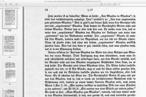 Sie wollen Seiten in ein PDF einfügen? Mit dem Programm Vorschau ist das im Handumdrehen erledigt. (Bildrechte: FRAGDENSTEIN.DE/ Stein)