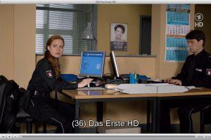 Großstadtrevier in HD auf PC oder Mac - der VLC macht's möglich. (Rechte: NDR)