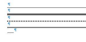 Wenn Sie bei einem Dokument in Word eine Linie einfügen wollen, dann geht das wirklich sehr einfach. Man muss nur wissen, wie. (Bildrechte: FRAGDENSTEIN.DE/ Stein)