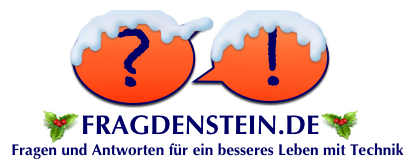 fragdensteinlogo_winter (Copyright: FRAGDENSTEIN.DE/ Stein)