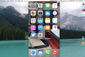 Es kommt immer wieder vor, dass man seinen iPad- oder iPhone-Bildschirm aufnehmen will. Wenn Sie ein neueres iOS-Gerät mit Lightning-Anschluss und einen Mac haben, ist das problemlos möglich.