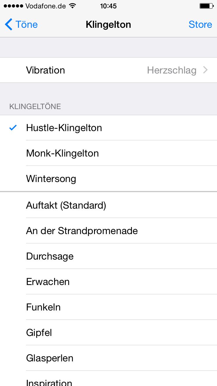 Wie kann ich einen iPhone Klingelton selber machen? » FRAGDENSTEINDE