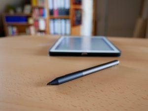 Digitaler Stift fürs iPad oder Smartphone: Adonit Pixel (Bildrechte: FRAGDENSTEIN.DE/ Stein)