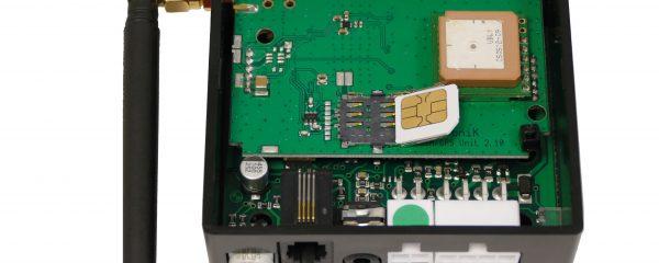 Im Pro-finder steckt eine SIM-Karte. (Bildrechte: Thitronik)