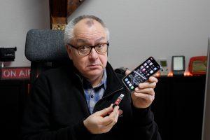 USB-Geräte am iPhone und iPad nutzen (Bildrechte: FRAGDENSTEIN.DE/ Stein)
